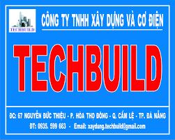 Logo Techbuild