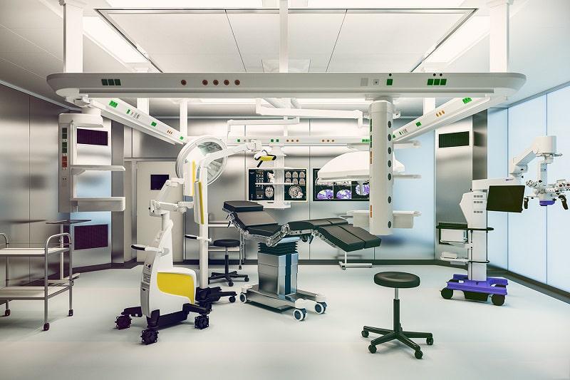Phòng mổ bệnh viện