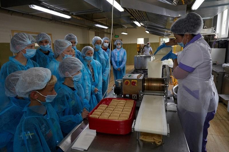 tiêu chuẩn HACCP