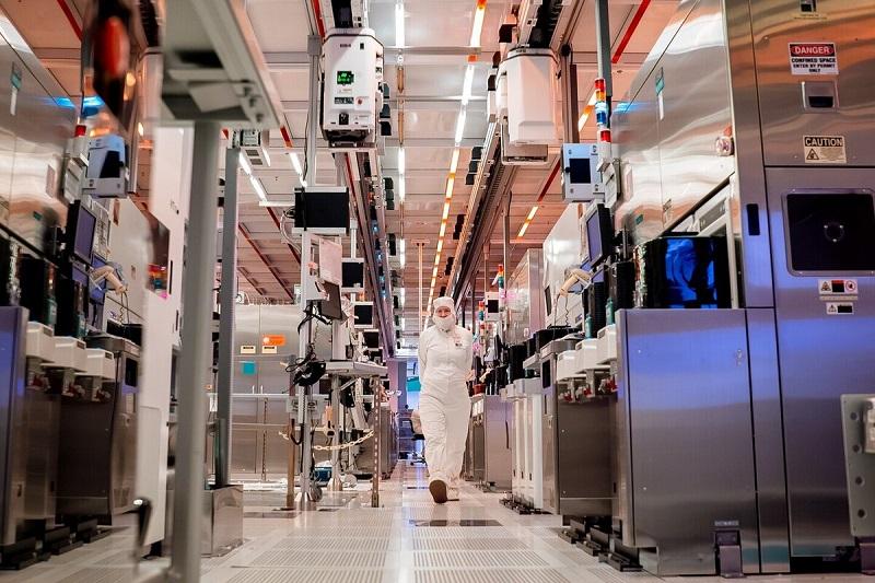 phân xưởng phòng sạch điện tử