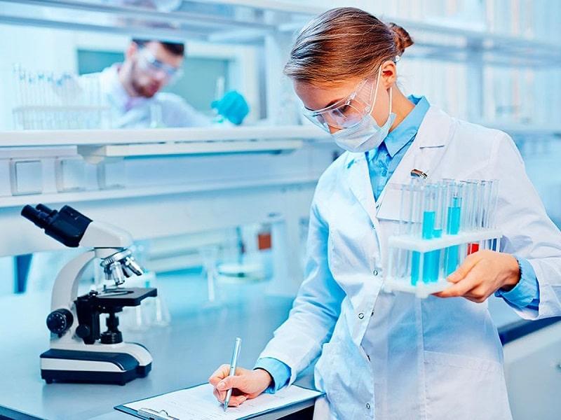 Tiêu chuẩn phòng thí nghiệm