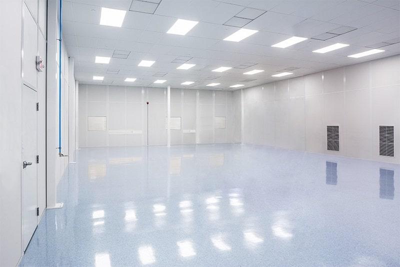 Đặc điểm sàn phòng sạch