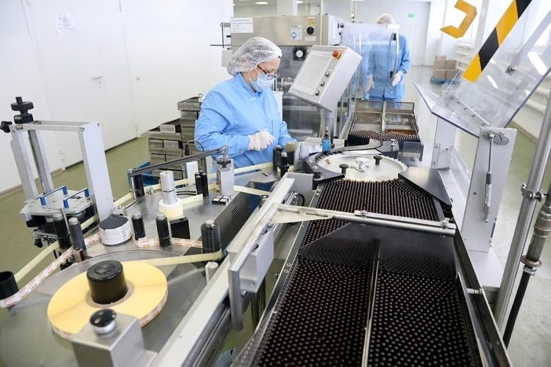 Sản xuất thực phẩm chức năng