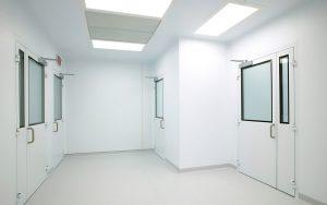 Phòng sạch ISO 8