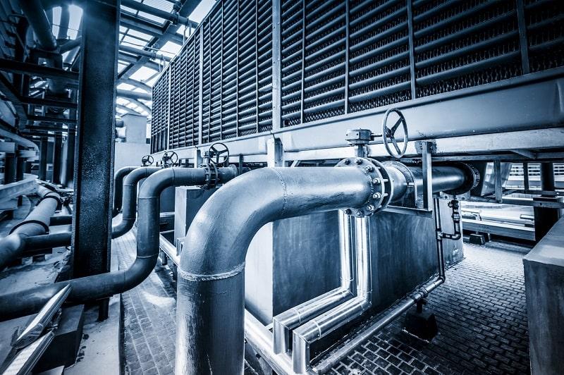 Hệ thống ống khí