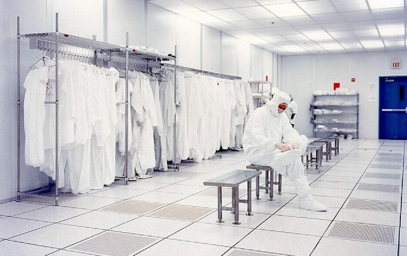 Trang phục phòng sạch